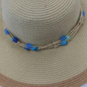 Panama Jack straw embellishments$34. Onesize+ gift